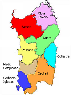 News sardegna le notizie della sardegna - Regioni italiane non bagnate dal mare ...